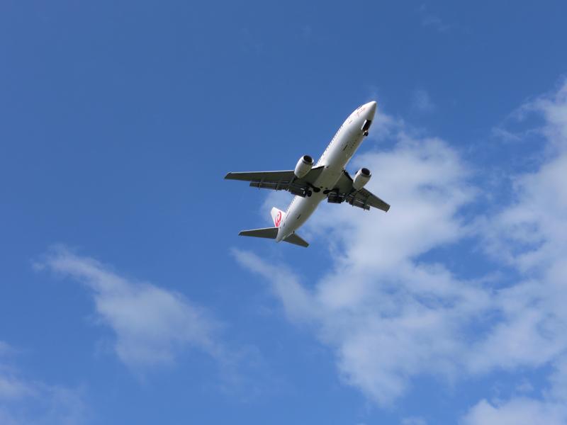 飛行機の画像 p1_1